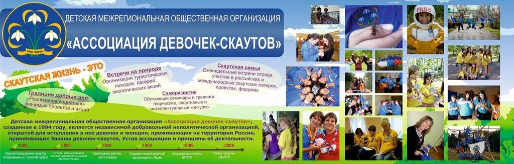 Российская ассоциация девочек-скаутов