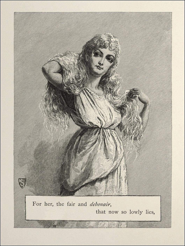 Lenore, Edgar Allen Poe