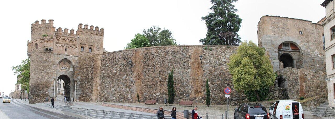 Толедо. Ворота Солнца (Puerta del Sol)