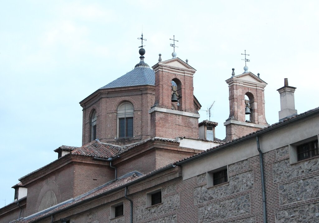 Мадрид. Августинский монастырь Воплощения (Convento de la Encarnacion)