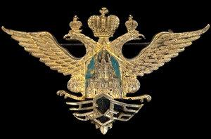 Знак для выпускниц Смольного Института в Санкт-Петербурге.
