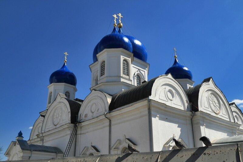Свято-Боголюбский монастырь, собор Боголюбской иконы Божией Матери, Боголюбово