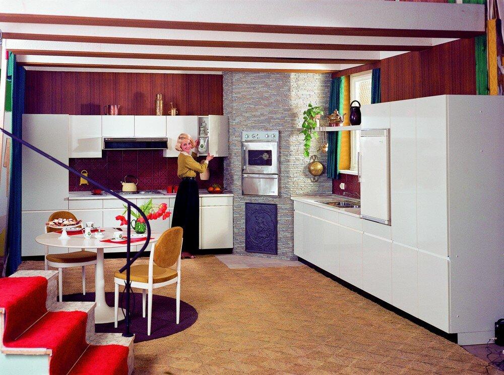 Кухня Neff