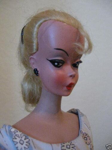 Кукла Билд Лилли. Bild Lilli doll, Reinhardt Beuthin