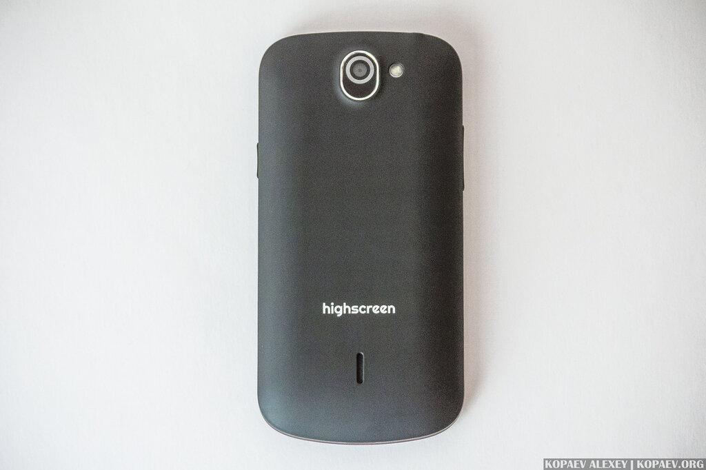 Обзор смартфона Highscreen Alpha Rage  Обзоры
