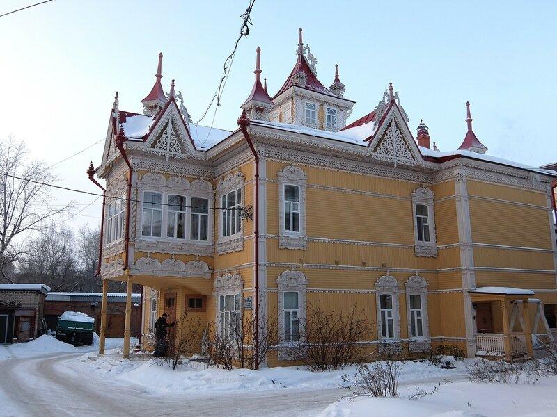 Томск - Дом на улице Красноармейской