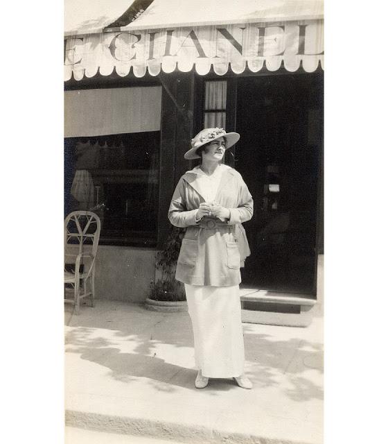 Первый бутик Коко Шанель
