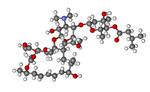 Leucomycin A3, Turimycin A5, Kitasamycin A3, Josacine, Josamycine, Antibiotic yl-704 A3, Josamycine [INN-French], Josamycinum [INN-Latin]-CID_5282165.png