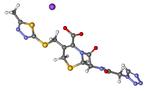 цефазолин - Cefazoline sodium, Cefazolin sodium salt, CEFAZOLIN SODIUM, Sodium cefazolin-CID_23675322.png