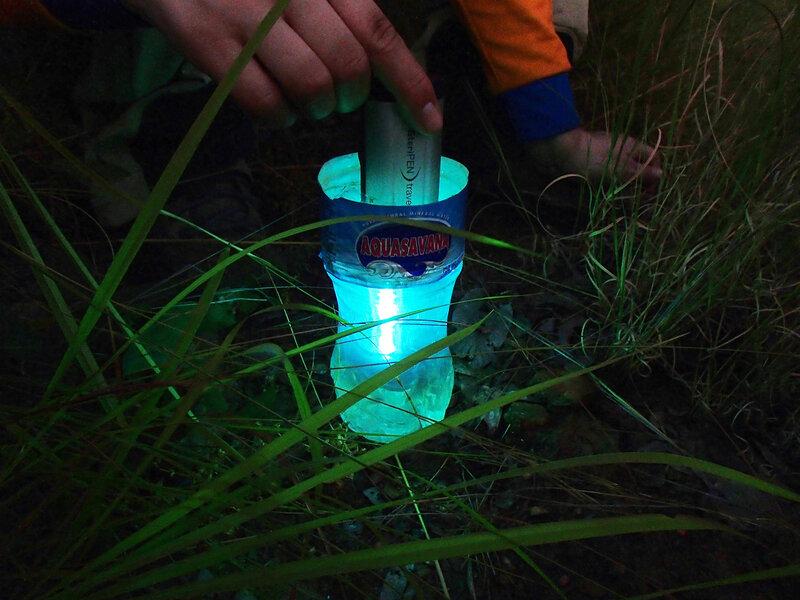 стерилизация воды ультрафиолетом в походе