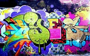 Мастера граффити легально украсят подпорную стену во Владивостоке