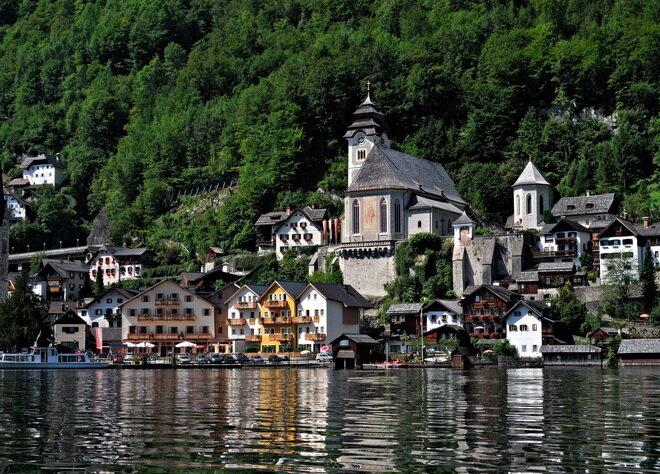 Гальштат. Австрия