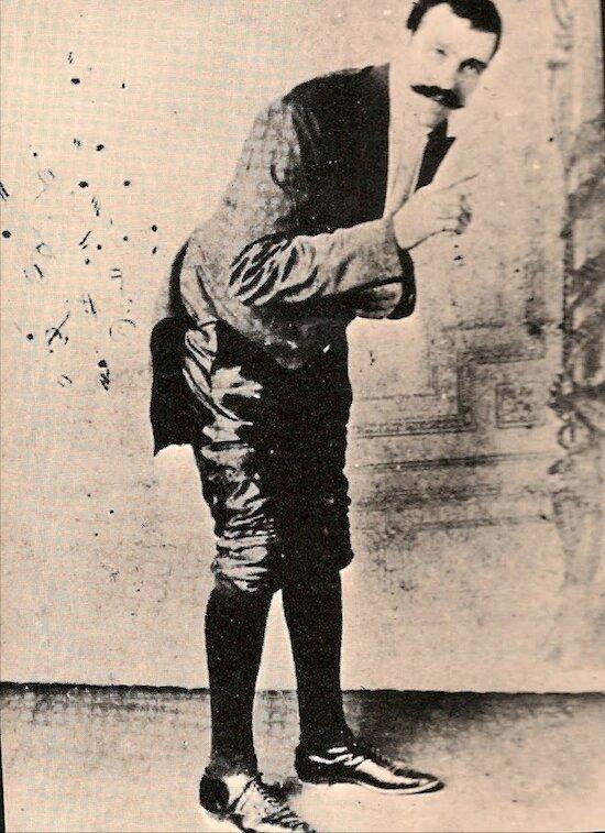 Жозеф Пуйоль — самый знаменитый пукальщик в мире