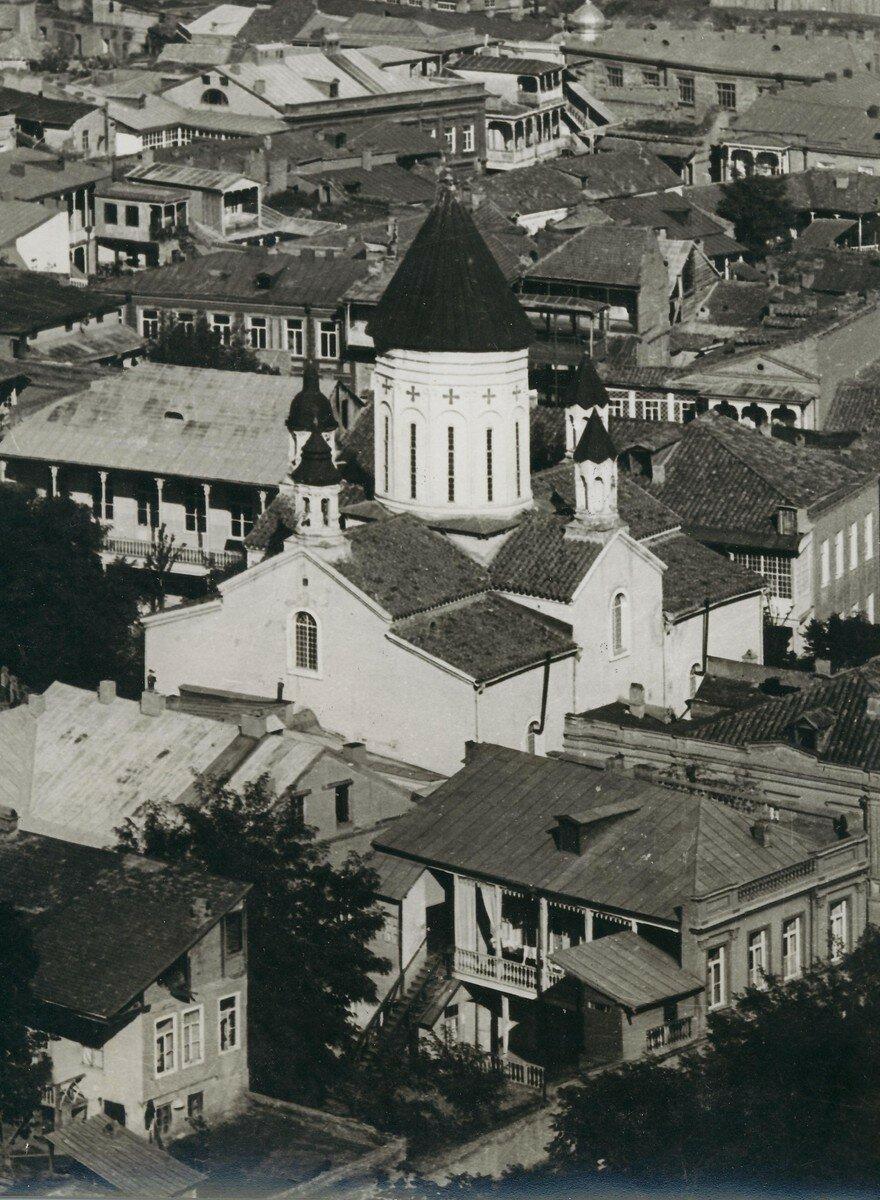 Армянская церковь Мугни Сурб Геворк
