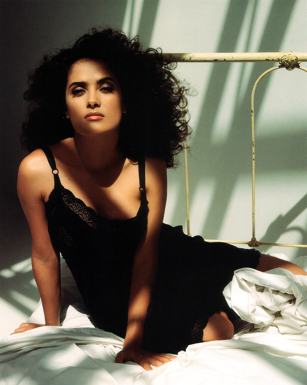 the special edition: salma hayek: humus