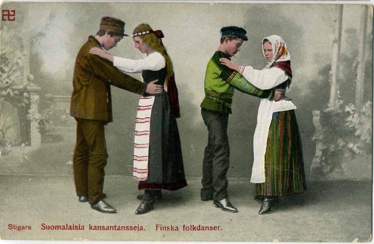 Финские типы