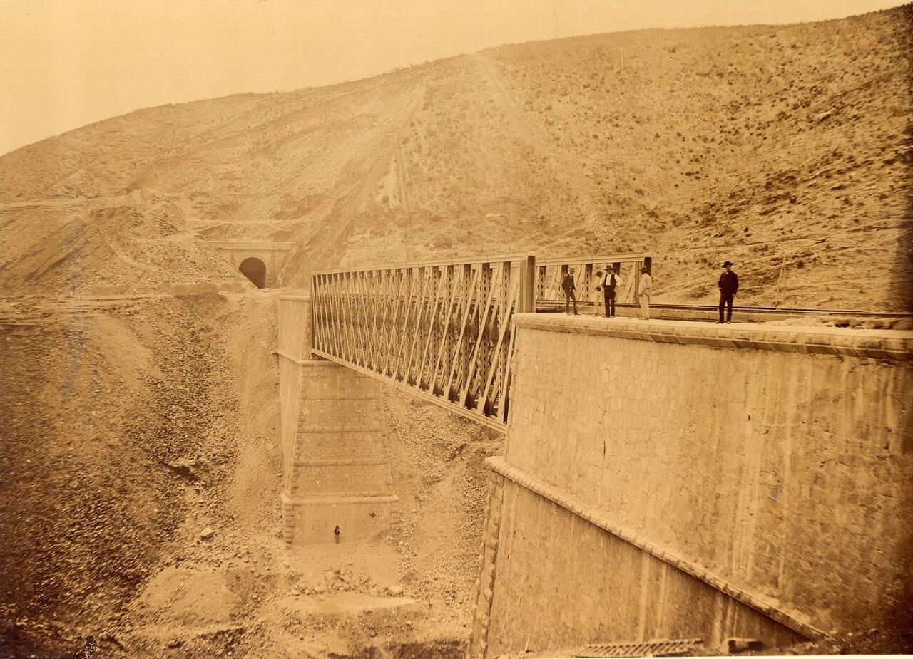 Мост и тоннель в Вальдехорно