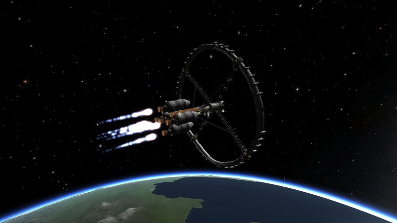 kerbal space program stock space station - photo #27