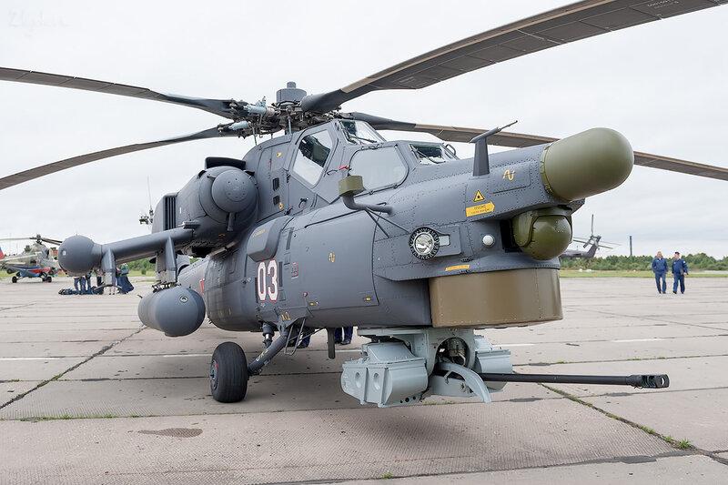 Миль Ми-28Н (03 белый) D707249