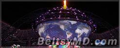 Новорожденный младенец закрыл Универсиаду в Казани
