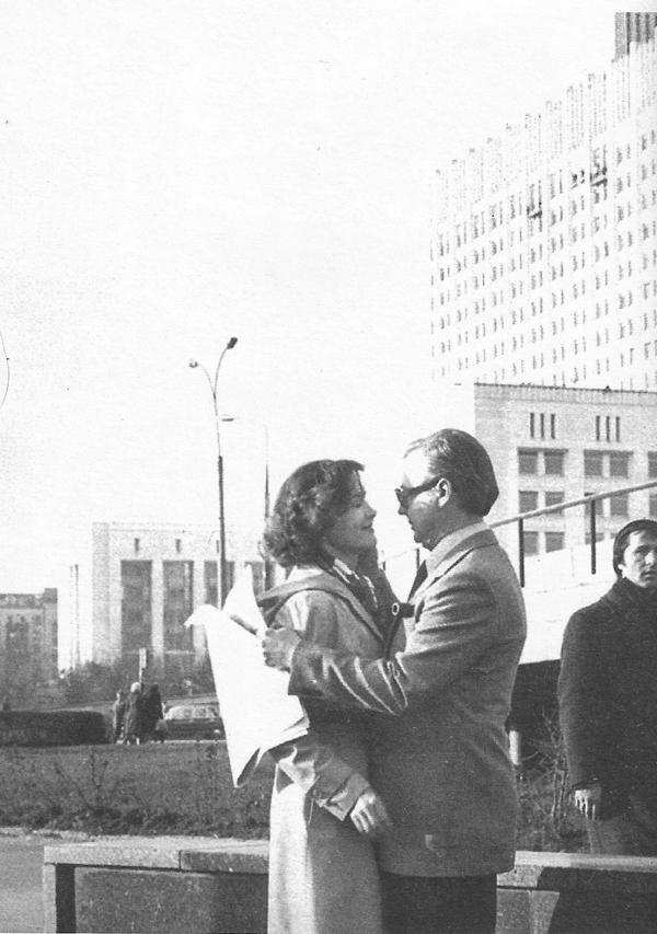 Вырезанные сцены из Москва слезам не верит