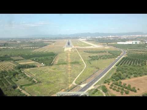 Отличное видео посадки Боинг 737-800