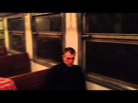 Щедрик в электричке Тернополь — Львов.