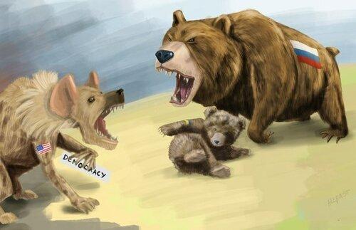 Украина-Россия-США-ЕС актуально!