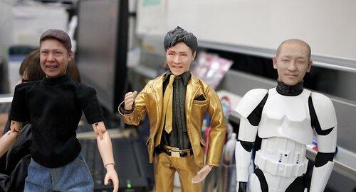 3D-печать кукольных копий человека