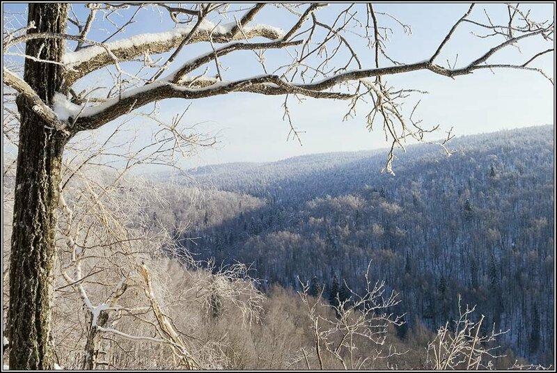 Зимние пейзажи (03.10.2013)