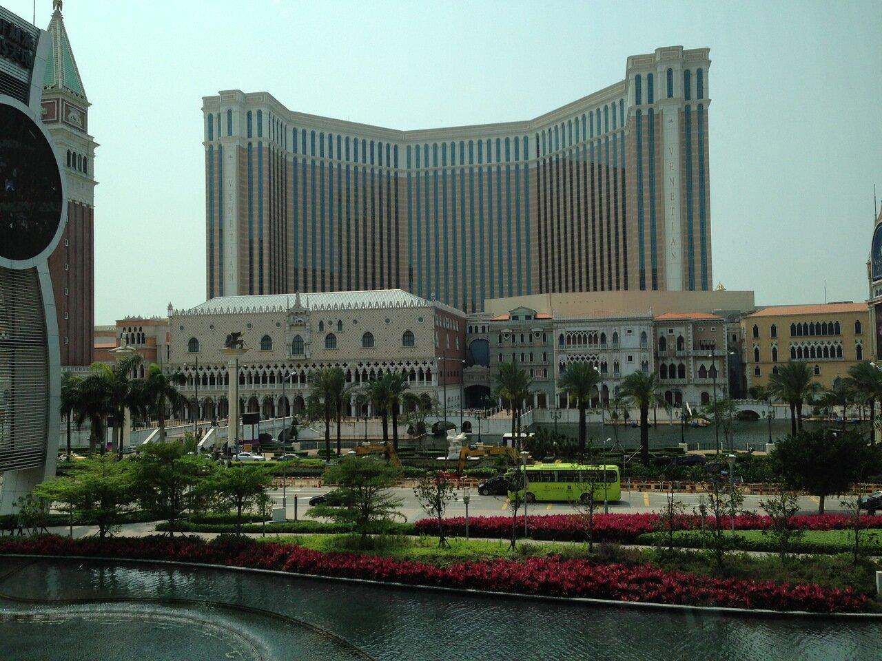 Макао, The Venetian Macao Resort Hotel 5*