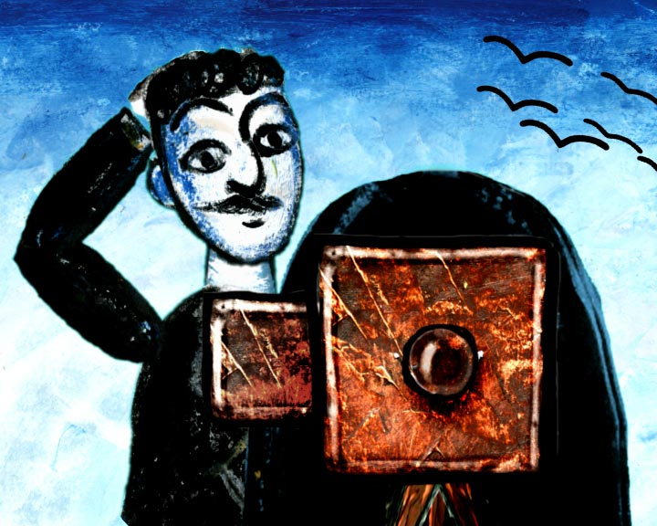"""Анимационный проект """"Колыбельные мира"""". Лиза Скворцова и Кº"""