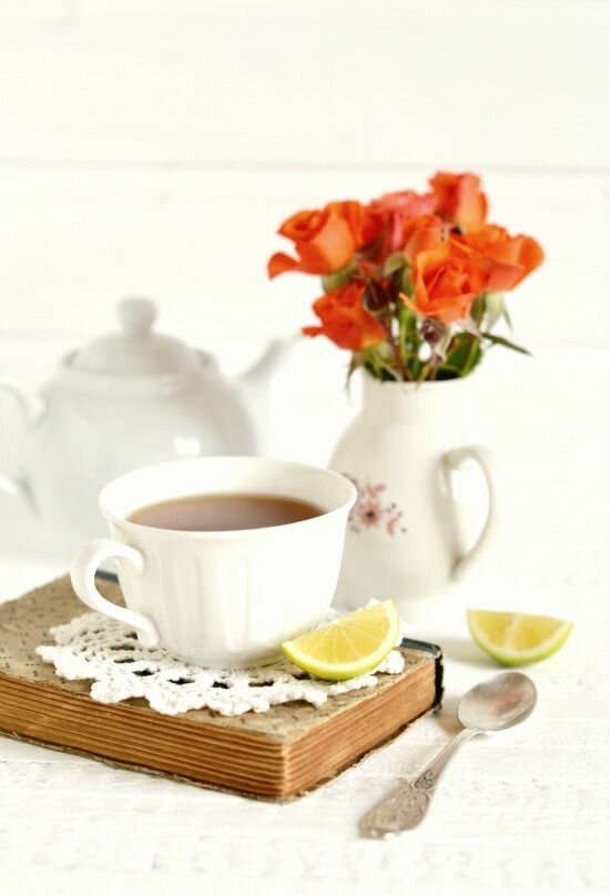 чай....