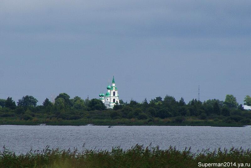 село Сулость - Церковь Андрея Стратилата