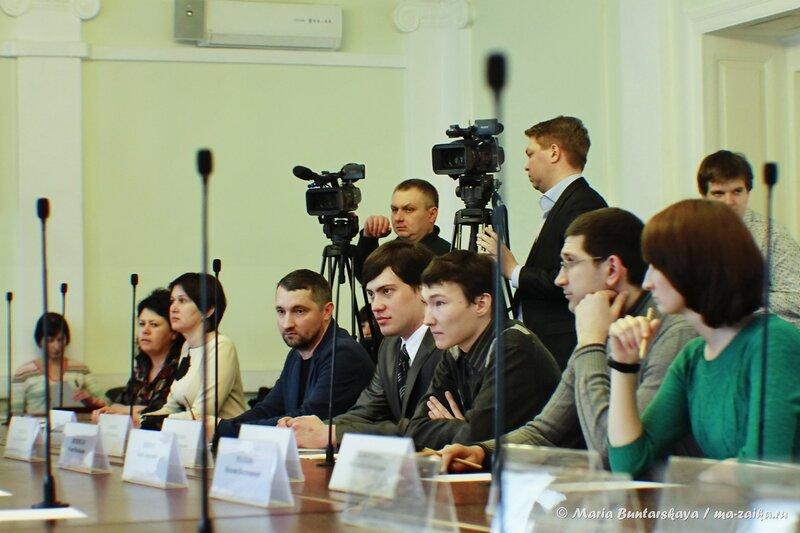 Обсуждение судьбы детского дома №2, Саратов, администрация муниципального образования город Саратов, восемнадцатое февраля 2014 года