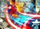Марвел герои - Капитан Америка