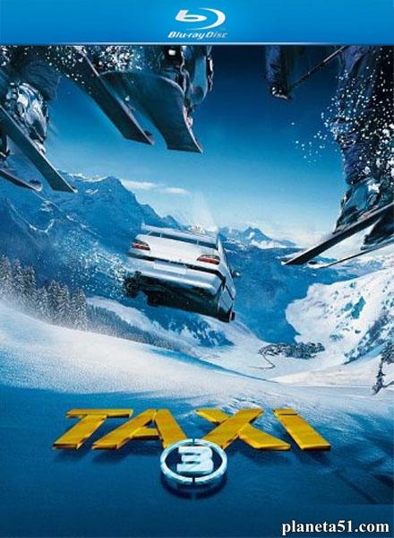 Такси3 / Taxi3 (2003/HDRip)