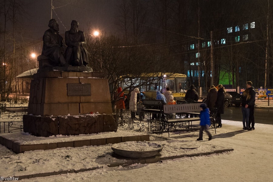 Вечерний Петрозаводск