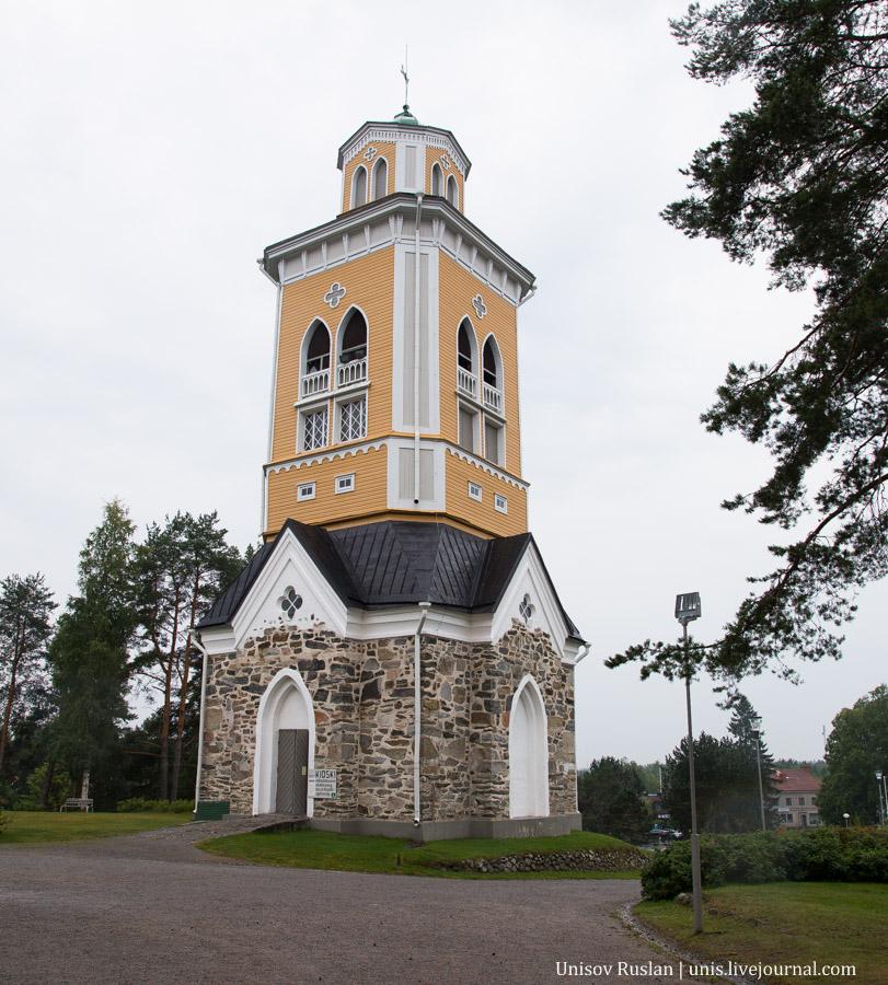 Путешествие в доме на колесах по Финляндии