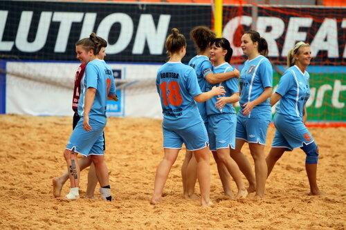 ЧР 2013 по пляжному футболу
