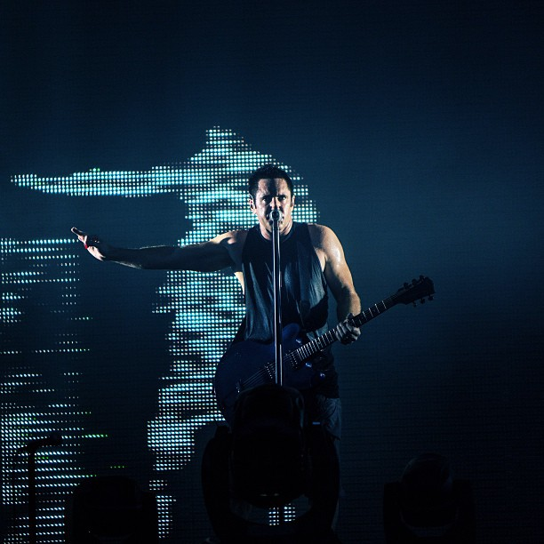 Nine inch nails 2013 tour