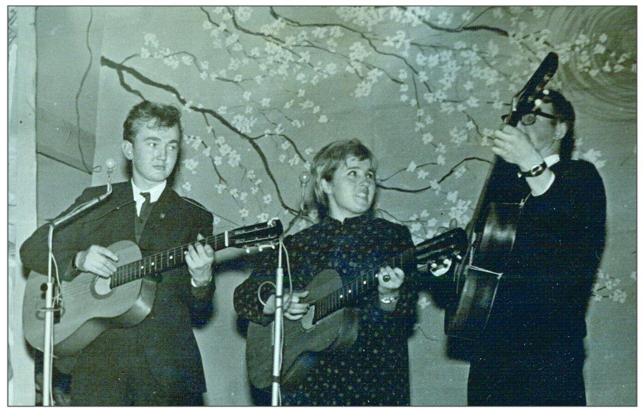 1968. Студенческая весна