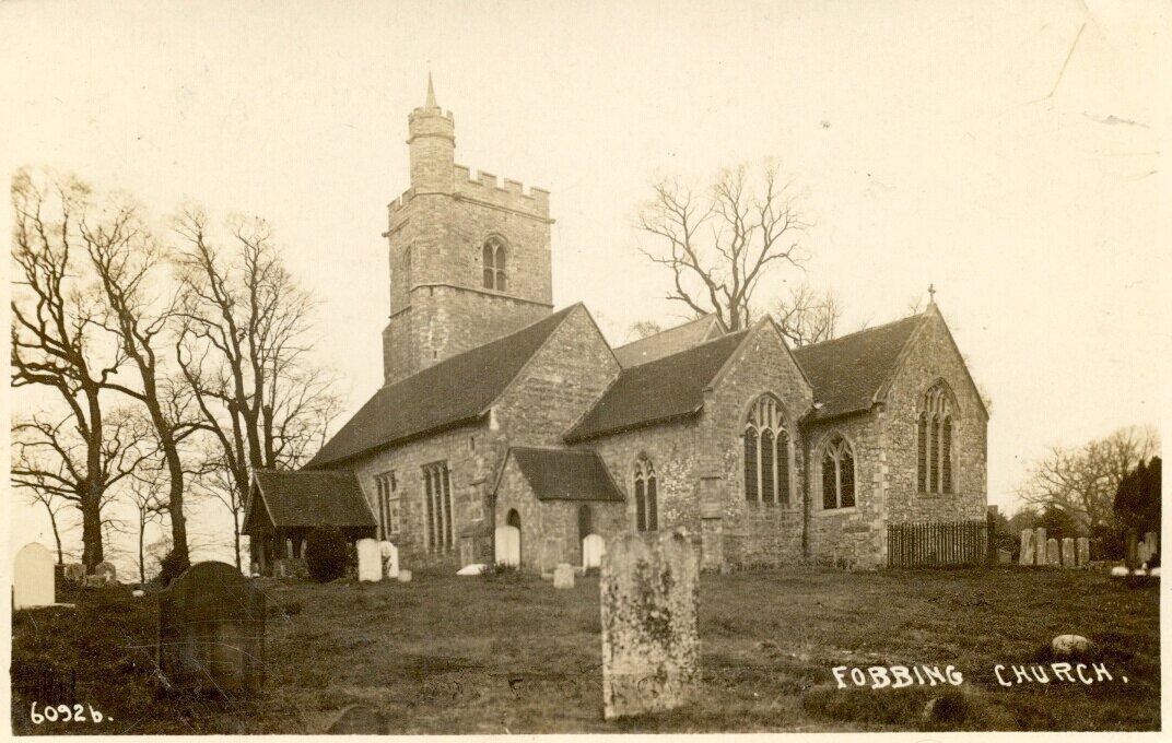 Церковь Фоббинга. 1930