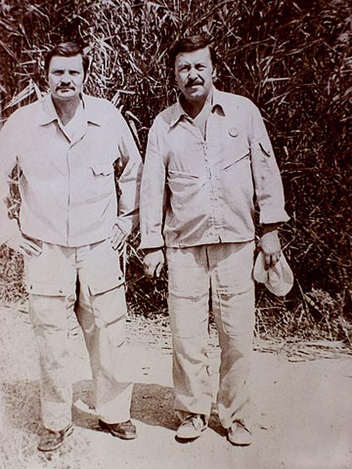 1981.Сирия. Анатолий Колесников