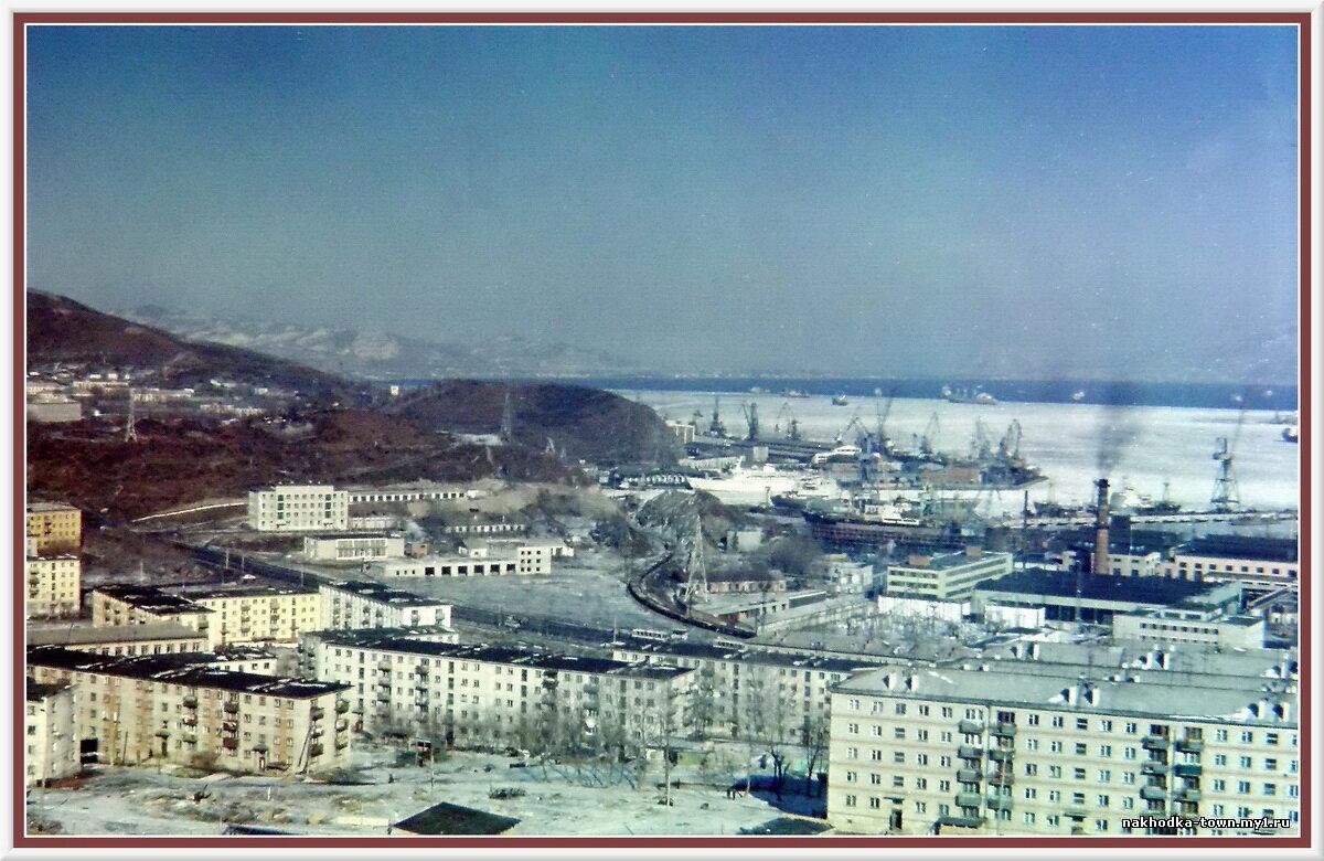 1977.  Жилой микрорайон Заводская