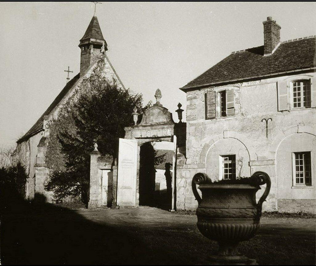 1932. Дом Пикассо в Буажелу