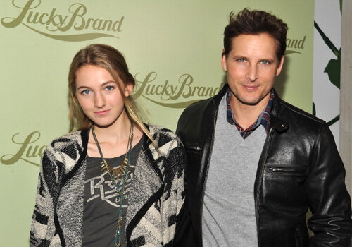 Lucky Brand Beverly Hills Store Opening