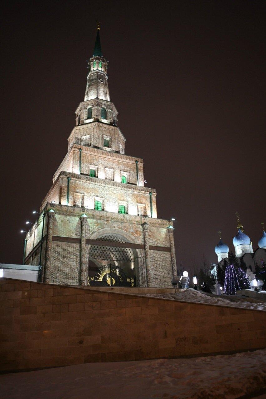 Казань, Башня Сююмбике