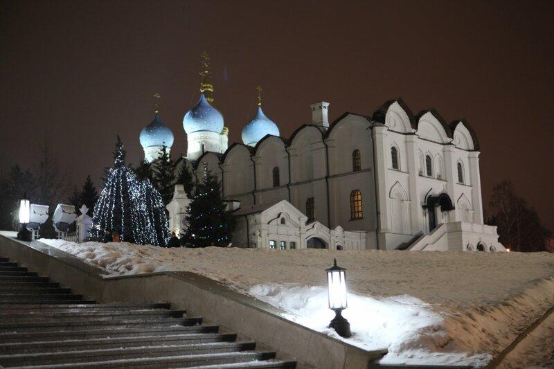 Казань, Благовещенский собор