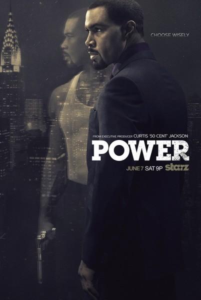Власть в ночном городе (1 сезон: 1-8 серии из 8) / Power / 2014 / ПМ (Greb&CGC), СТ / WEB-DLRip + WEB-DL (720p) + WEB-DL (1080p)
